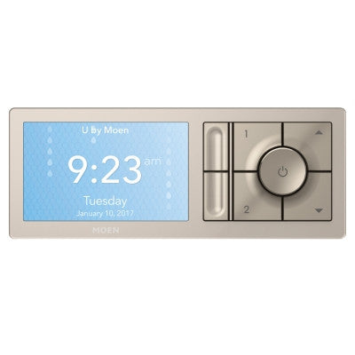 Moen TS3302TB U By Moen Shower Terra Beige 2-Outlet Digital Shower Controller