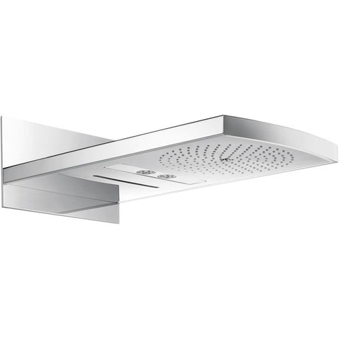 Hansgrohe Raindance Rainfall AIR 240 3-Jet Chrome Rain Shower head Trim 28411001 - Cloud 9 Shower Heads