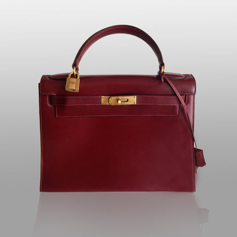 Original 1947 Hermes Kelly Bag París