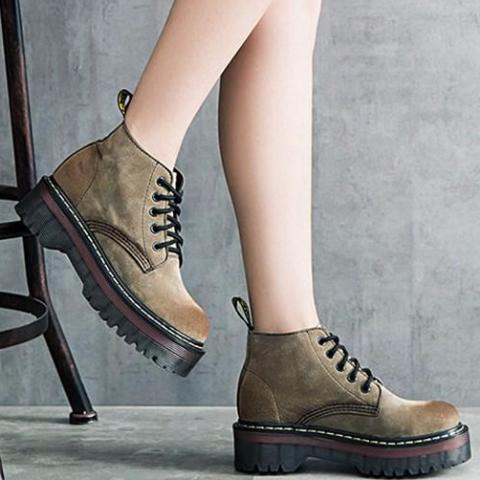Pump The Fashion Ankle Boots