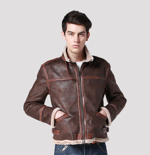 The Leon Kennedy - Resident Evil Leather Jacket