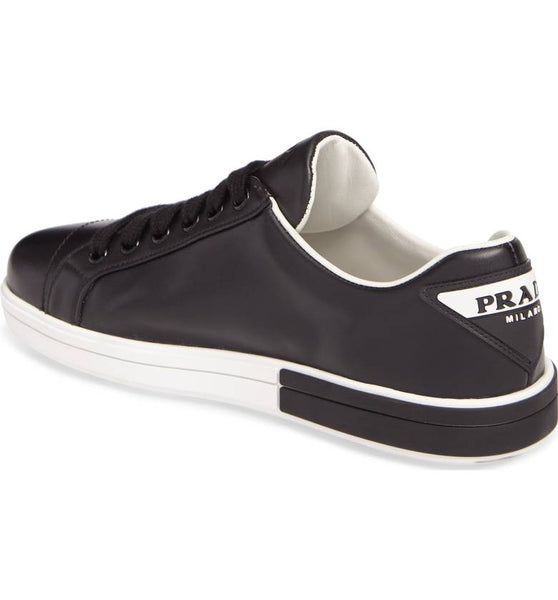 Logo Low Top Sneaker PRADA