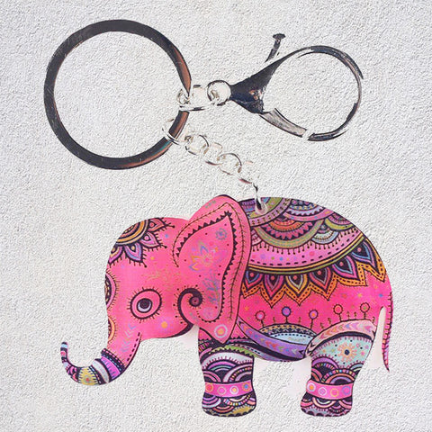 Elephant Dream Keychain - AmeiThings