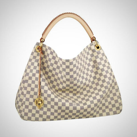 Louis Vuitton Damier Azur Canvas Artsy