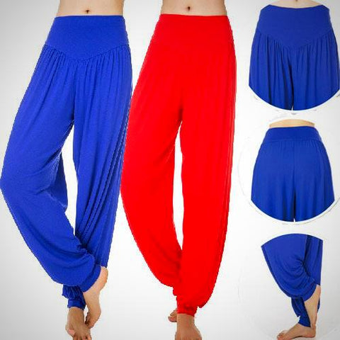 Hip Hop Genie Loose Pants
