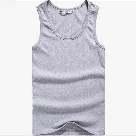 Mens t shirts Summer Cotton Slim Fit