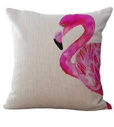 Flamingo Cushion - AmeiThings
