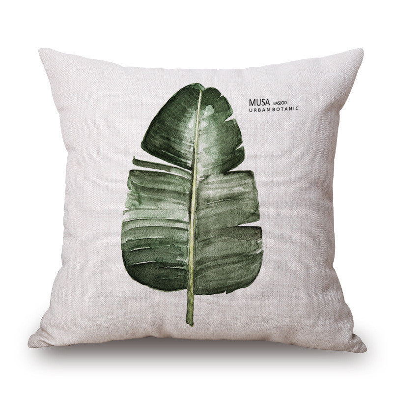 Banana Leaf Pillow - AmeiThings