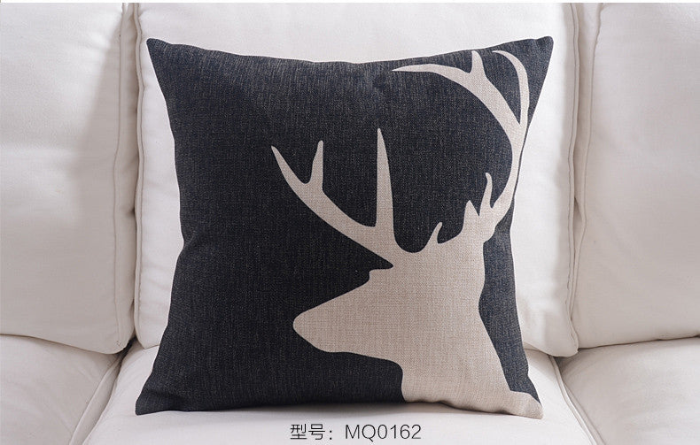 Nordic Styles Geometric  Pillow