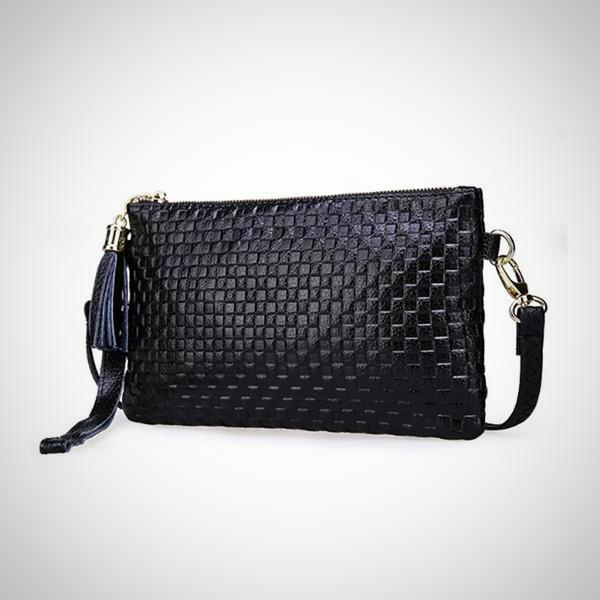 Messenger Of Glamour  Leather  Bag