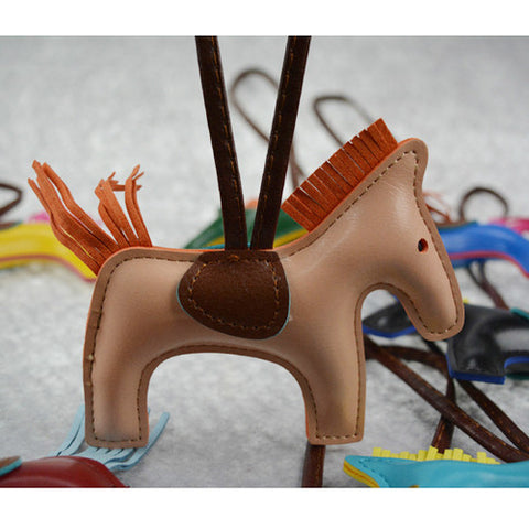 Innocent Horse Keychain