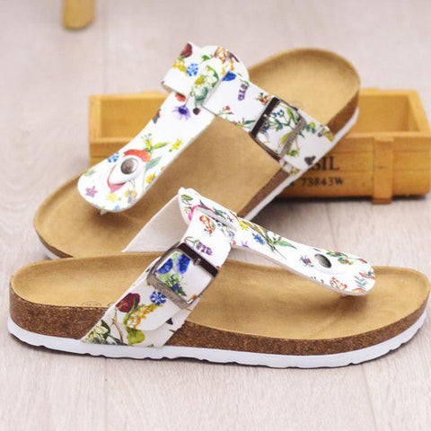 Happy Freedom Flat Shoes