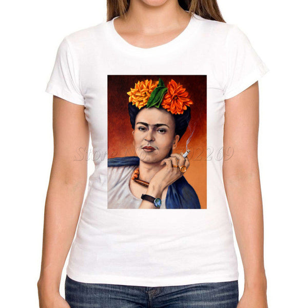 Frida Kahlo Lives T-Shirt - AmeiThings