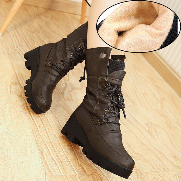 City Rebelion Boots - AmeiThings