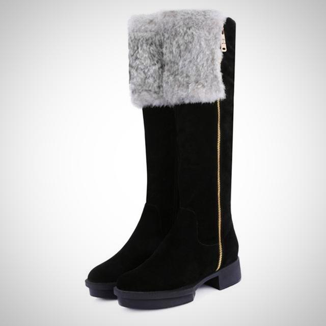 Plush Boots For Women