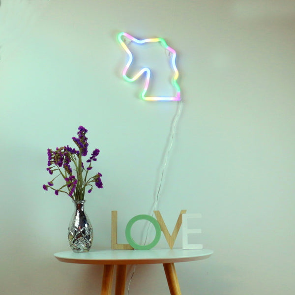 Unicorn LED Neon Sign