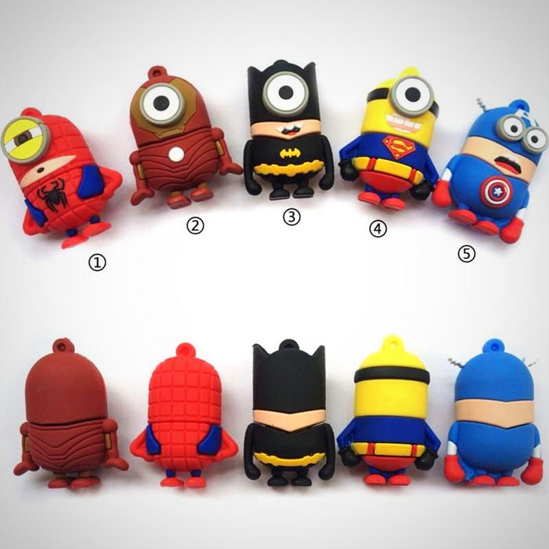 Minion super hero USB