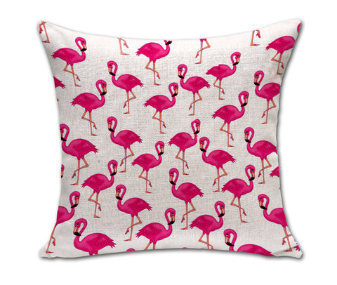 Flamingo Cushions - AmeiThings