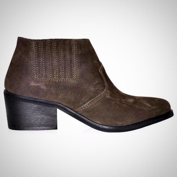 MUSSI Colombian Leather Winter Boots