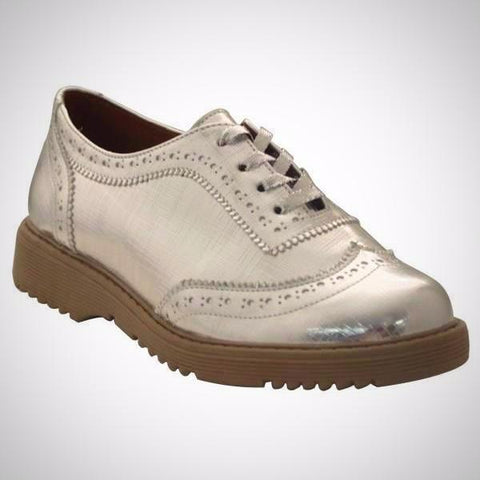 MUSSI Colombian Oxford Casual Shoes
