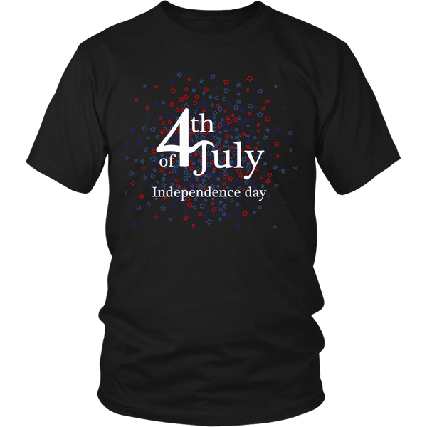 4th of july model 1 - Shirt - AmeiThings