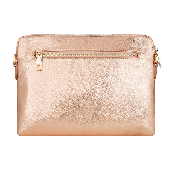 Bowery Wallet Rose Metallic