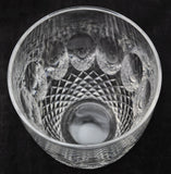 Set of 6 Waterford Cut Crystal Colleen 10 oz Flat Tumblers Old Gothic Mark