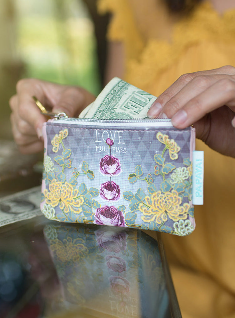 Love Multiplies Coin Purse