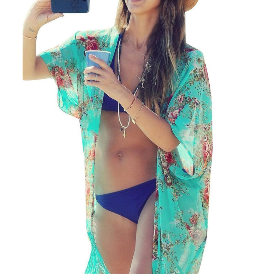 JOJO™ Beach Cover Up