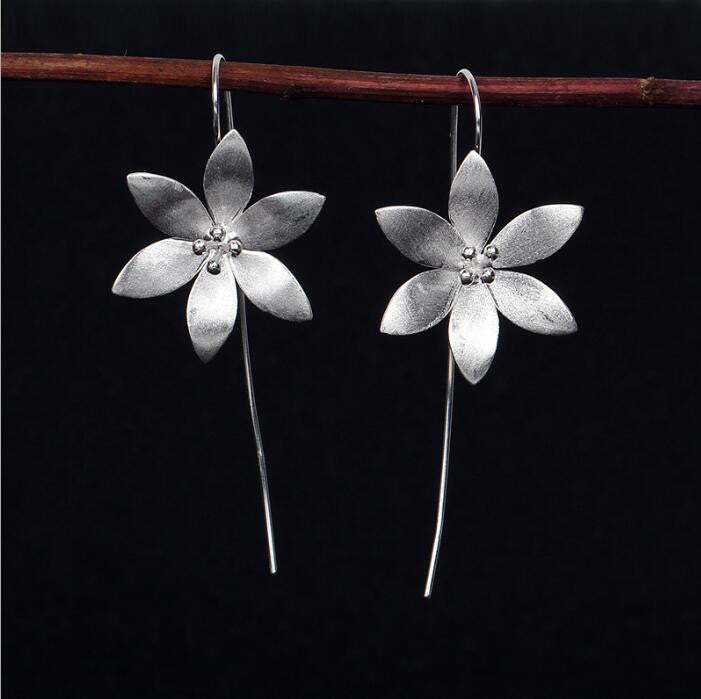 🌸LOTUS Flower Earrings