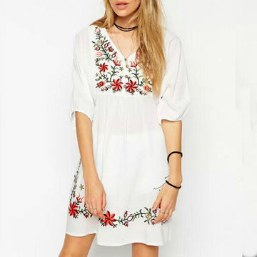 Boho Casual Dress