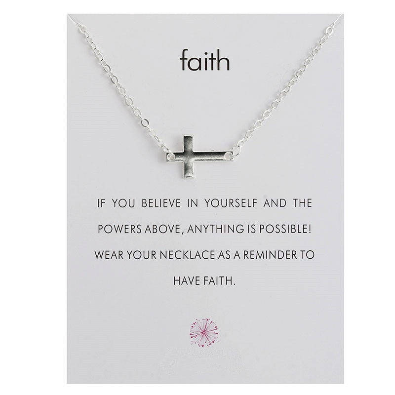 Faith Necklace🙏🏻