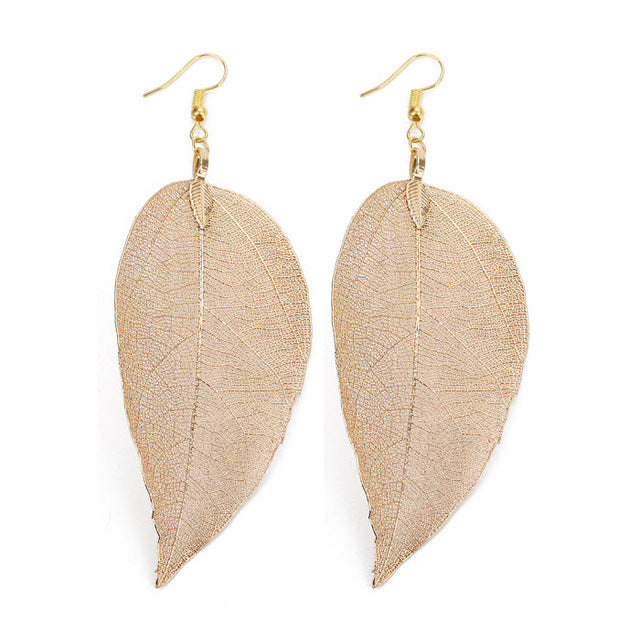 🍂LEAF Drop Earrings
