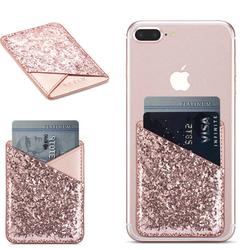 Mia ™ Bling Credit Card Case for Any Cell Phone