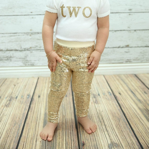 Mermaid Sequin Leggings