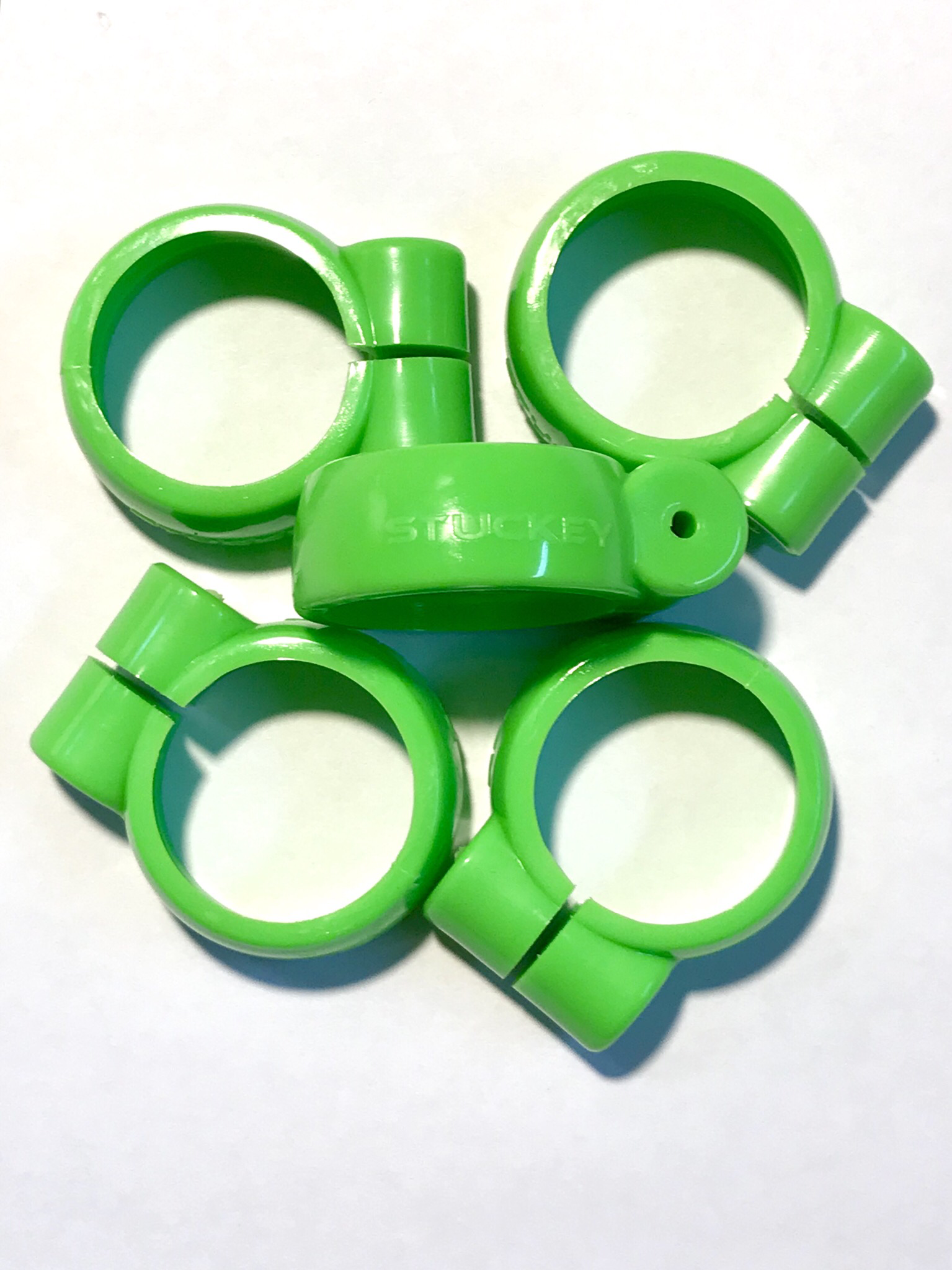 STUCKEY LocLine Rings (5 pack)