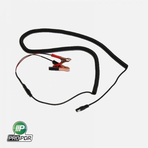 PRO PDR Coiled Power Cord