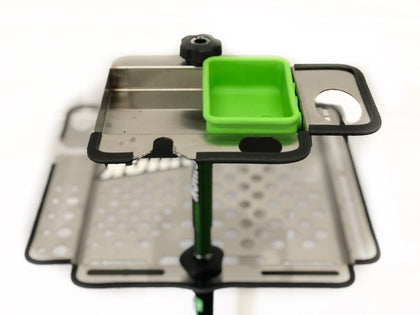 Willey Quick Glue Gun Tray - Cart Accessory