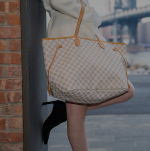 #LV Neverfull GM