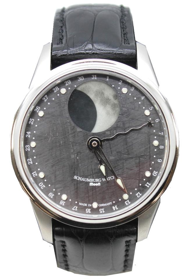Schaumburg Meteorite Dial Grand Perpetual Watch