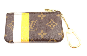 Louis Vuitton Monogram Groom Bell Boy Key Cles