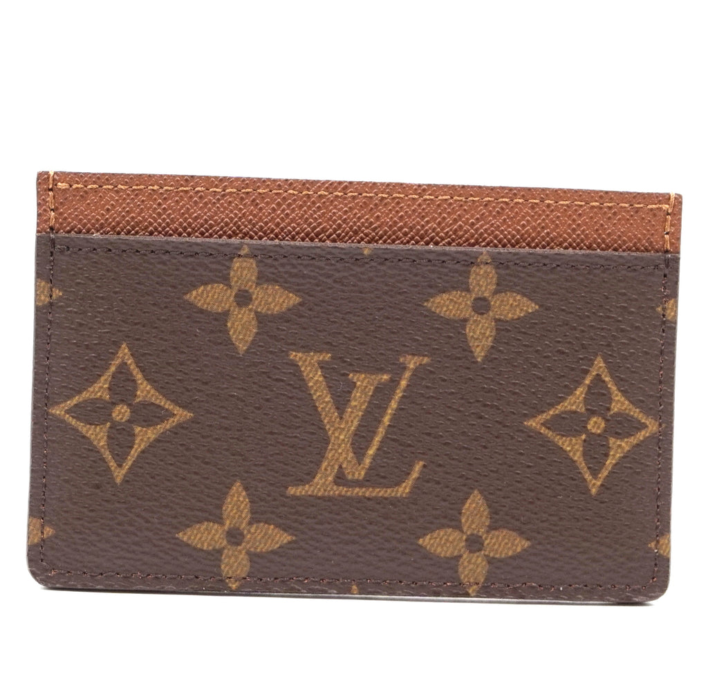 Louis Vuitton Monogram Card Case Wallet