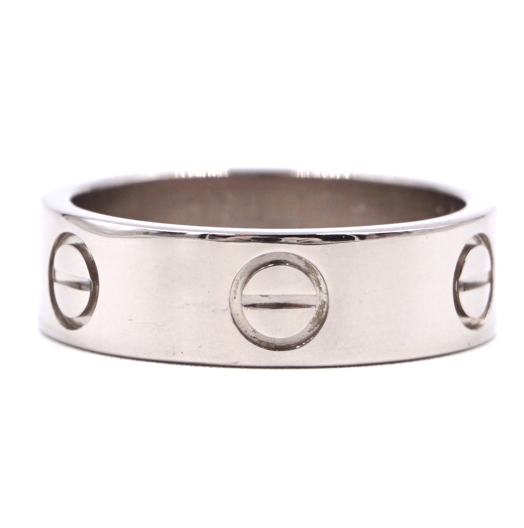 Cartier 18k 750 Love Band Size 51