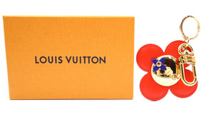 Louis Vuitton Vivienne Monogram LV Logo Key Charm