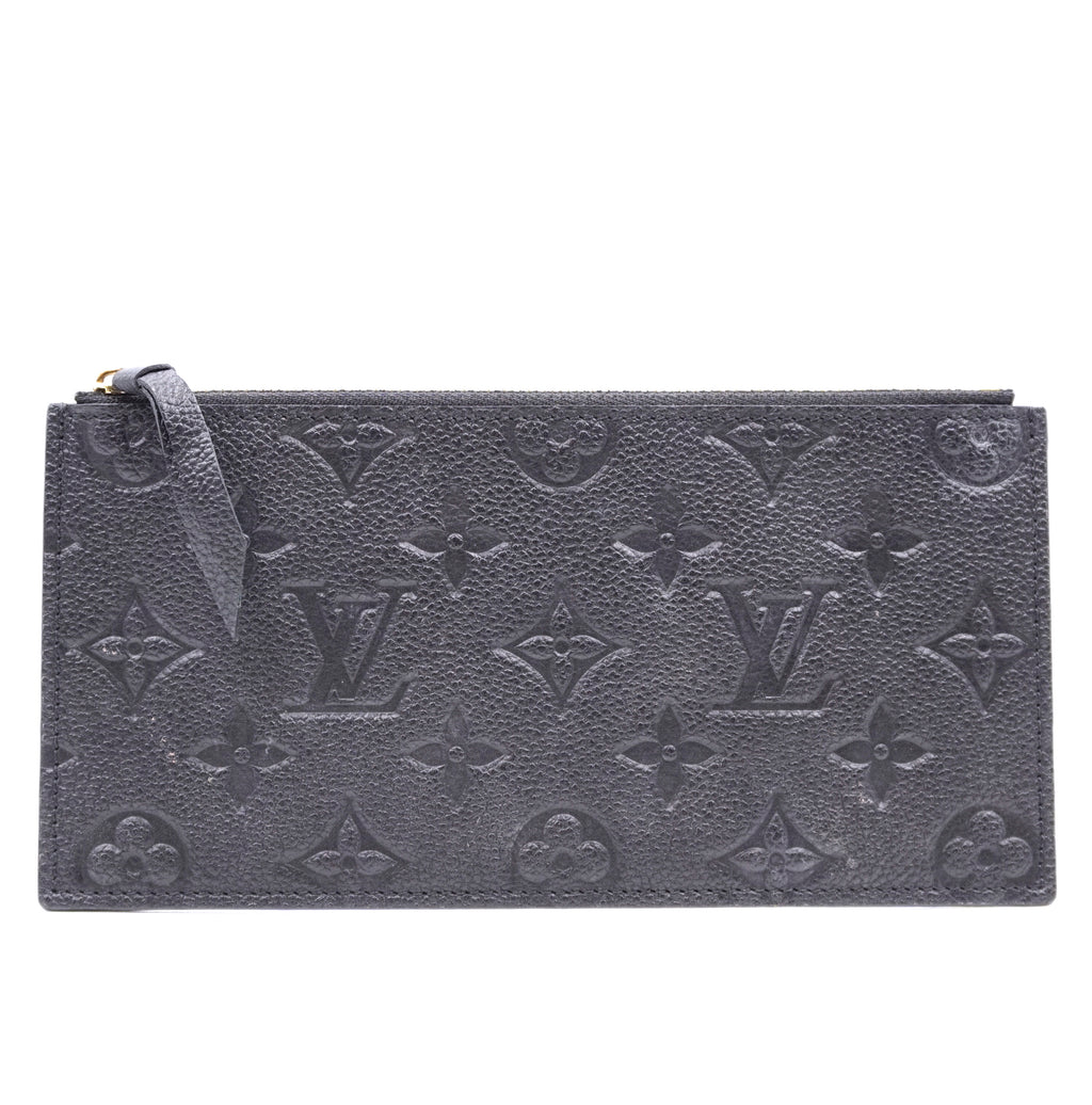 Louis Vuitton Pochette Felicie Monogram Empreinte Leather