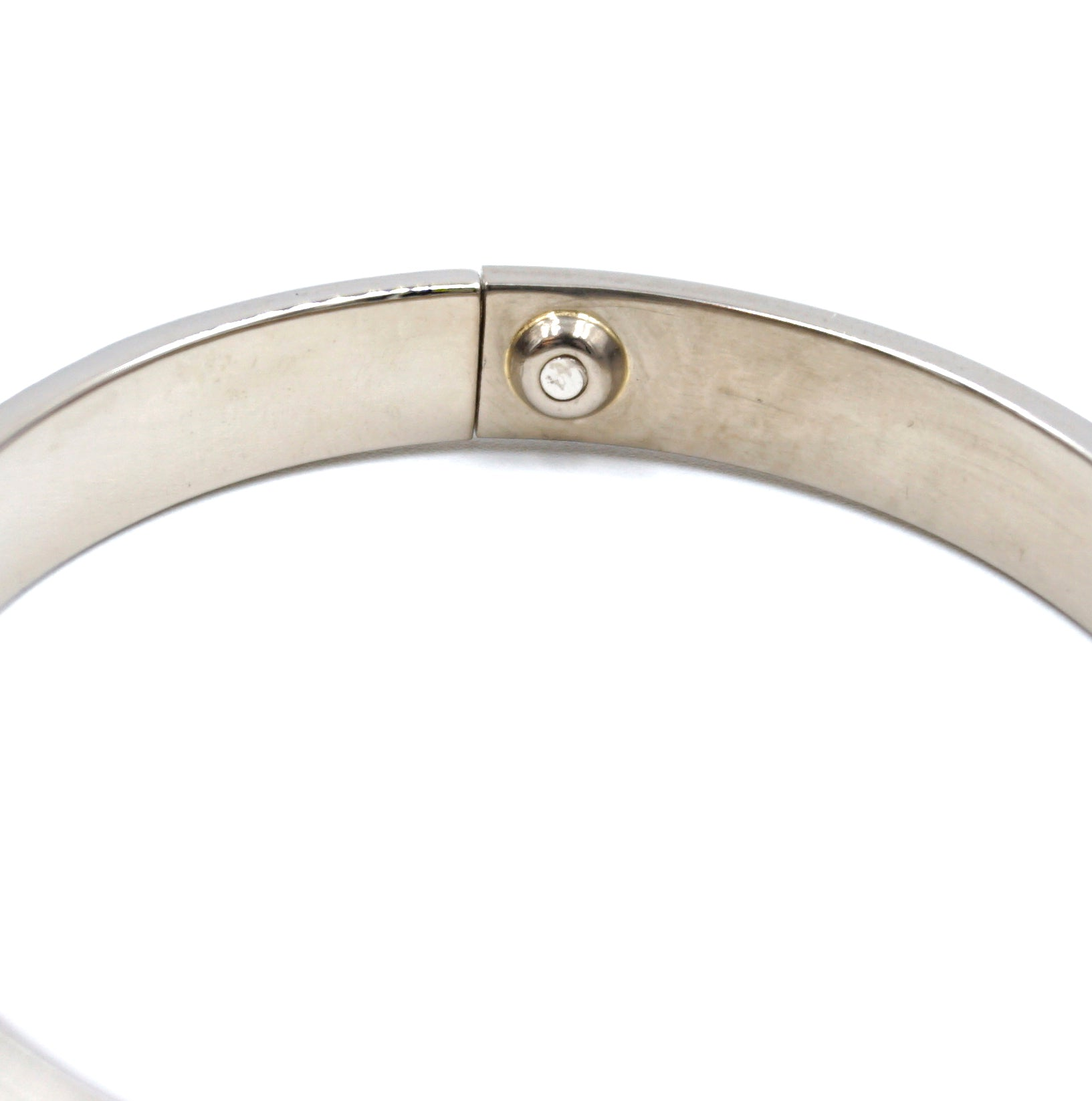 Cartier 18k 750 Love Bangle With Screw Driver Size 16