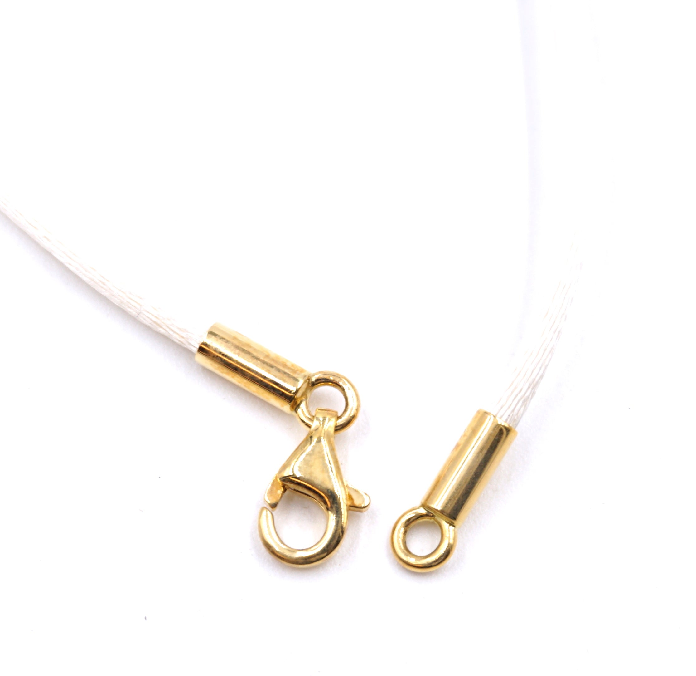 Cartier 18k 750 Ring Charm Necklace