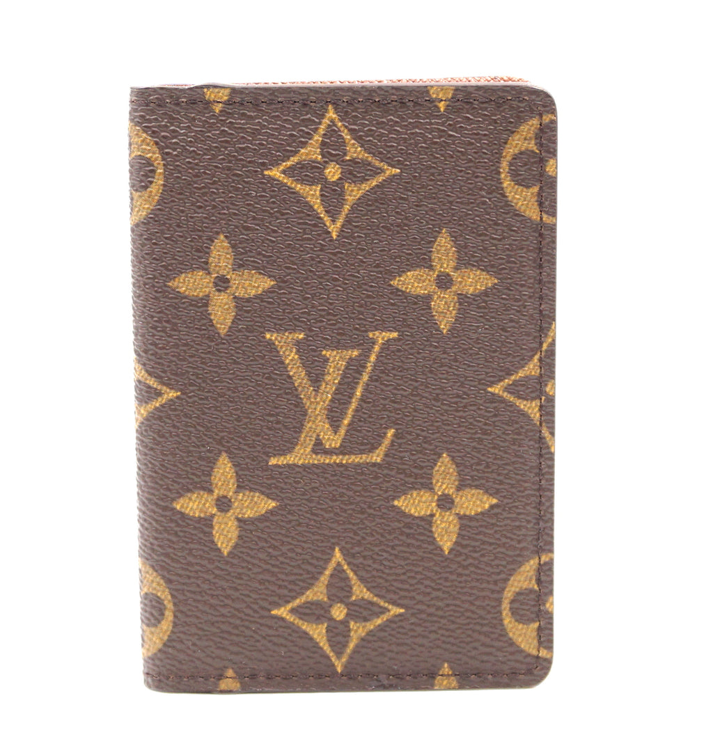 Louis Vuitton Monogram Organizer Bifold Card Case