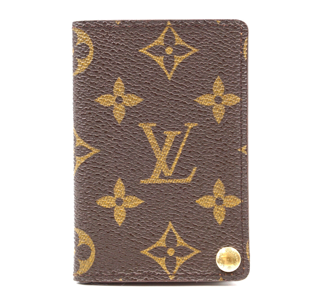 Louis Vuitton Monogram Organizer Bifold Wallet