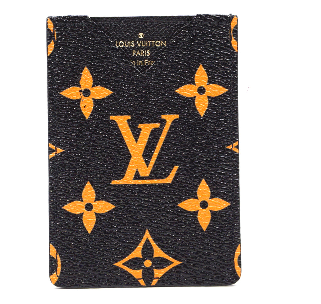 Louis Vuitton Monogram Orange Card Case